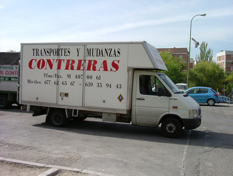 Servicios Mudanzas Contreras # Muebles Y Mudanzas